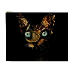 Sphynx cat Cosmetic Bag (XL)
