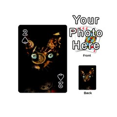 Sphynx cat Playing Cards 54 (Mini)