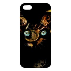 Sphynx cat iPhone 5S/ SE Premium Hardshell Case