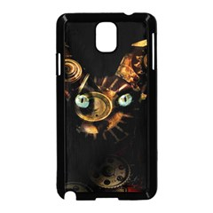 Sphynx cat Samsung Galaxy Note 3 Neo Hardshell Case (Black)