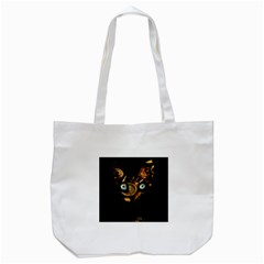 Sphynx cat Tote Bag (White)