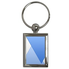 Stripes Lines Texture Key Chains (Rectangle)