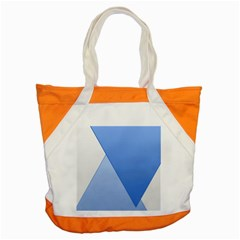 Stripes Lines Texture Accent Tote Bag