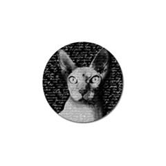Sphynx cat Golf Ball Marker (10 pack)