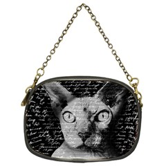 Sphynx cat Chain Purses (One Side)