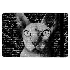 Sphynx cat iPad Air Flip