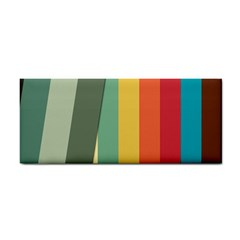 Texture Stripes Lines Color Bright Cosmetic Storage Cases