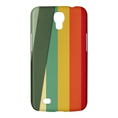 Texture Stripes Lines Color Bright Samsung Galaxy Mega 6 3  I9200 Hardshell Case