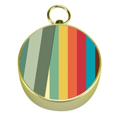 Texture Stripes Lines Color Bright Gold Compasses