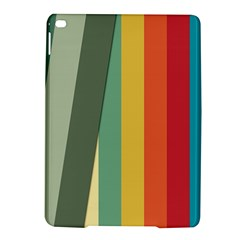Texture Stripes Lines Color Bright iPad Air 2 Hardshell Cases