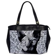 Sphynx cat Office Handbags