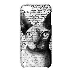 Sphynx cat Apple iPod Touch 5 Hardshell Case with Stand