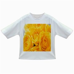 Yellow Neon Flowers Infant/toddler T Shirts