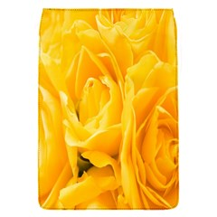 Yellow Neon Flowers Flap Covers (s)