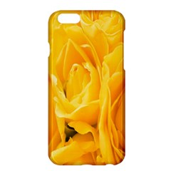 Yellow Neon Flowers Apple iPhone 6 Plus/6S Plus Hardshell Case