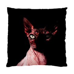 Sphynx cat Standard Cushion Case (Two Sides)