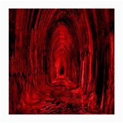 Tunnel Red Black Light Medium Glasses Cloth (2-Side)