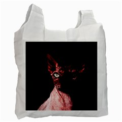 Sphynx cat Recycle Bag (Two Side)