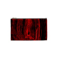 Tunnel Red Black Light Cosmetic Bag (small)