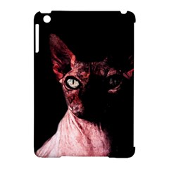 Sphynx cat Apple iPad Mini Hardshell Case (Compatible with Smart Cover)