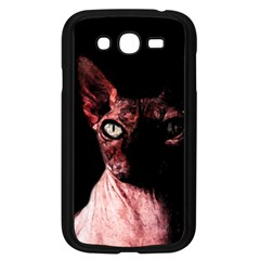 Sphynx cat Samsung Galaxy Grand DUOS I9082 Case (Black)