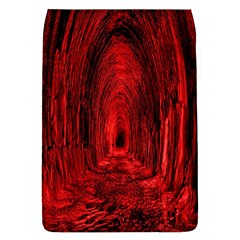 Tunnel Red Black Light Flap Covers (L)
