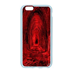 Tunnel Red Black Light Apple Seamless iPhone 6/6S Case (Color)