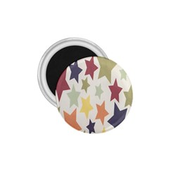Star Colorful Surface 1 75  Magnets