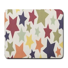 Star Colorful Surface Large Mousepads