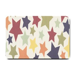 Star Colorful Surface Small Doormat