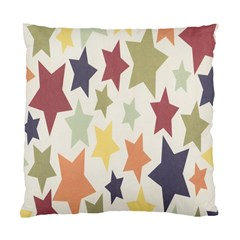 Star Colorful Surface Standard Cushion Case (two Sides)