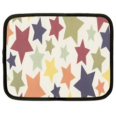 Star Colorful Surface Netbook Case (xl)