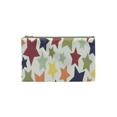 Star Colorful Surface Cosmetic Bag (Small)