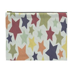 Star Colorful Surface Cosmetic Bag (XL)
