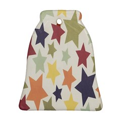 Star Colorful Surface Ornament (Bell)
