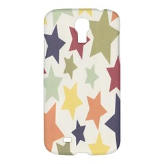 Star Colorful Surface Samsung Galaxy S4 I9500/I9505 Hardshell Case