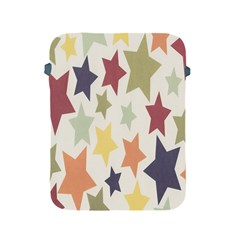 Star Colorful Surface Apple iPad 2/3/4 Protective Soft Cases
