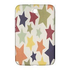 Star Colorful Surface Samsung Galaxy Note 8.0 N5100 Hardshell Case