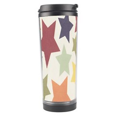 Star Colorful Surface Travel Tumbler