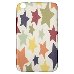 Star Colorful Surface Samsung Galaxy Tab 3 (8 ) T3100 Hardshell Case