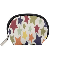 Star Colorful Surface Accessory Pouches (Small)