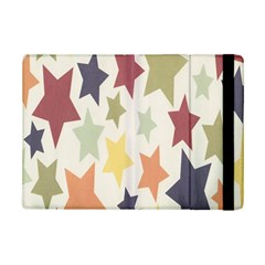 Star Colorful Surface iPad Mini 2 Flip Cases