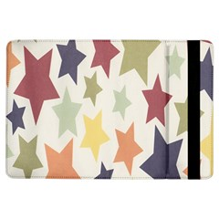 Star Colorful Surface Ipad Air Flip