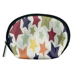 Star Colorful Surface Accessory Pouches (Medium)