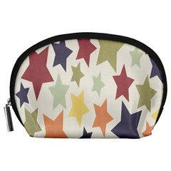 Star Colorful Surface Accessory Pouches (Large)