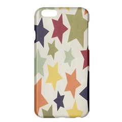 Star Colorful Surface Apple Iphone 6 Plus/6s Plus Hardshell Case
