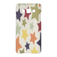 Star Colorful Surface Samsung Galaxy A5 Hardshell Case