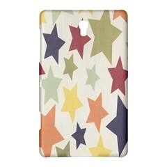 Star Colorful Surface Samsung Galaxy Tab S (8.4 ) Hardshell Case