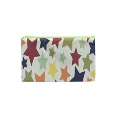 Star Colorful Surface Cosmetic Bag (XS)