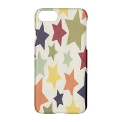 Star Colorful Surface Apple Iphone 7 Hardshell Case